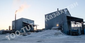 ТОО TUTAS Казахстан, производство и продажа: минеральный порошок, пыль инертная
